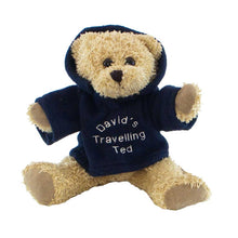 Floss Bear with Personalised Hoody