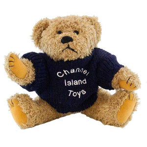 George Bear with Personalised Bathrobe