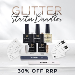 Bluesky Glitter Mini Starter Pack