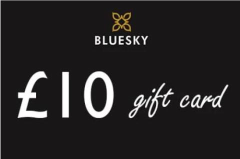 Gift Voucher Card - Bluesky Nail Gel Polish
