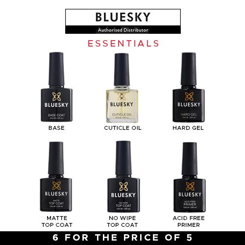Bluesky Manicure Essentials Gel Polish Set