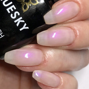Bluesky 80502 NEGLIGEE UV/LED Soak Off Gel Nail Polish 10ml Free Postage! - Bluesky Nail Gel Polish
