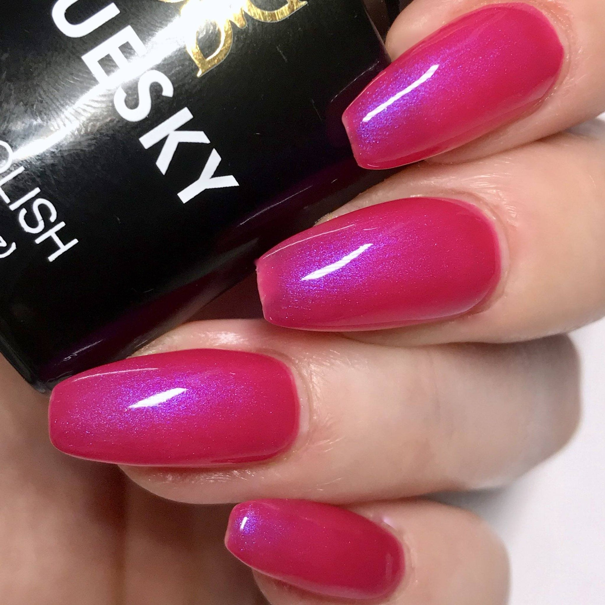 Bluesky 80506 TUTTI FRUTTI UV/LED Soak Off Gel Nail Polish 10ml Free P&P! - Bluesky Nail Gel Polish