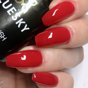 Bluesky 80508 WILDFIRE UV/LED Soak Off Gel Nail Polish 10ml Free Postage! - Bluesky Nail Gel Polish