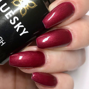 Bluesky 80515 MASQUERADE UV/LED Soak Off Gel Nail Polish 10ml Postage! - Bluesky Nail Gel Polish