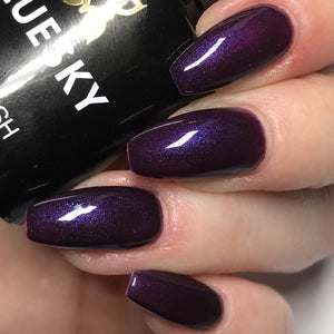 Bluesky 80524 ROCK ROYALTY UV/LED Soak Off Gel Nail Polish 10ml Free P&P - Bluesky Nail Gel Polish