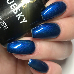 Bluesky 80539 MIDNIGHT SWIM UV/LED Soak Off Gel Nail Polish 10ml Free P&P! - Bluesky Nail Gel Polish