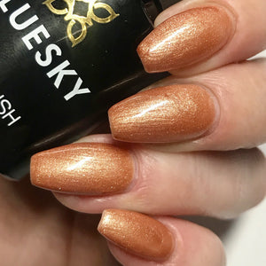 Bluesky 80542 SUGARED SPICE UV/LED Soak Off Gel Nail Polish 10ml Free P&P! - Bluesky Nail Gel Polish
