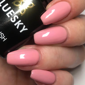 Bluesky 80562 BLUSH BUNNY UV/LED Soak Off Gel Nail Polish 10ml Free P&P! - Bluesky Nail Gel Polish