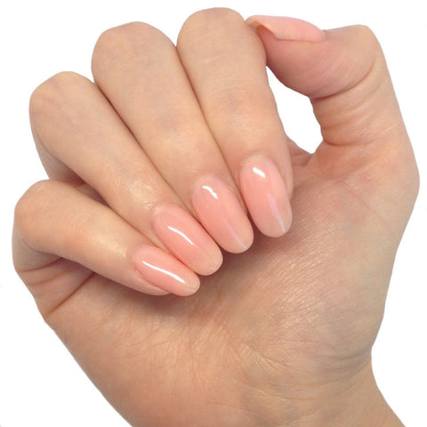 Bluesky 80565 NUDE KNICKERS UV/LED Soak Off Gel Nail Polish 10ml - Natural Pink - Bluesky Nail Gel Polish