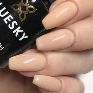 Bluesky 80567 POWDER MY NOSE UV/LED Soak Off Gel Nail Polish 10ml Free P&P! - Bluesky Nail Gel Polish