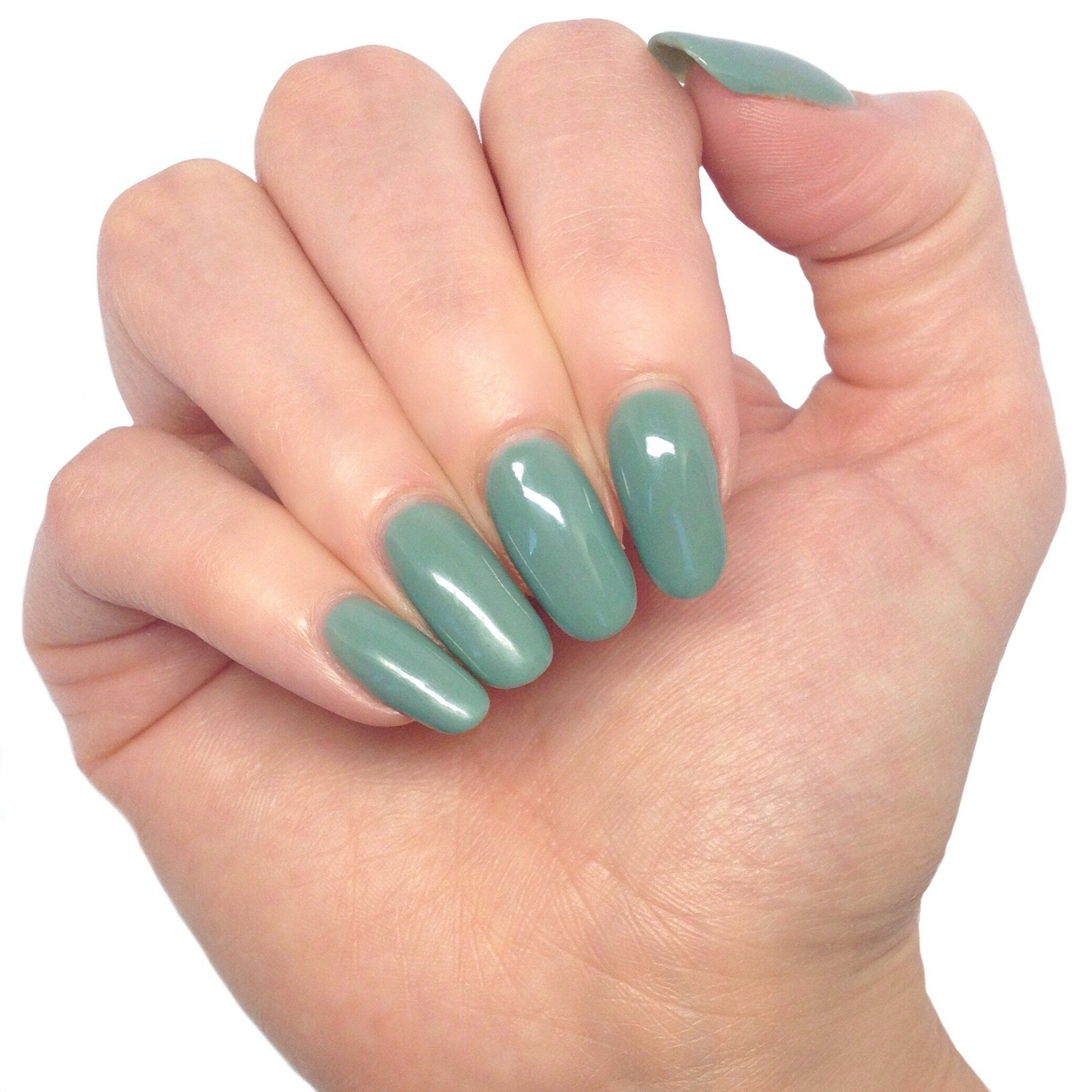 Bluesky 80570 SAGE SCARF UV/LED Soak Off Gel Nail Polish 10ml Free P&P! - Bluesky Nail Gel Polish