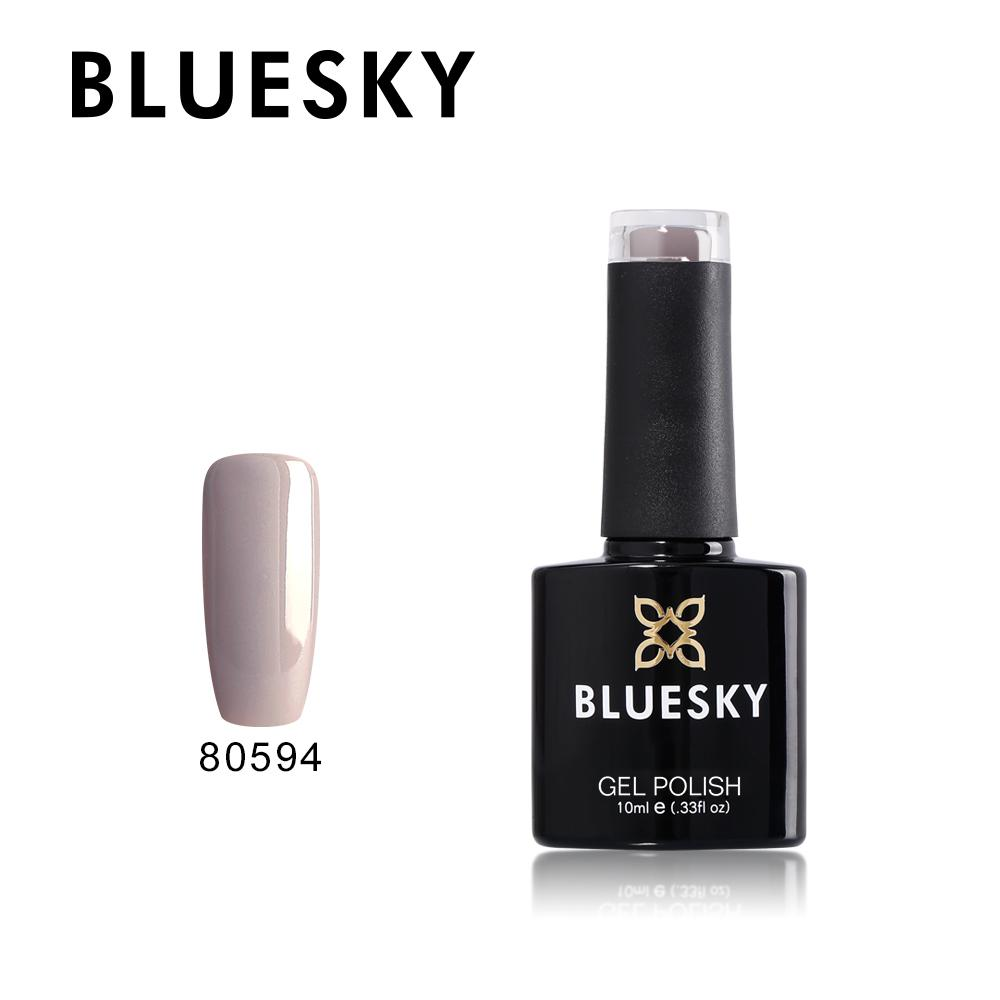 Bluesky Beige Brown Nude Nail Gel Polish - 80594 FIELD FOX - UV/LED Soak 10ml