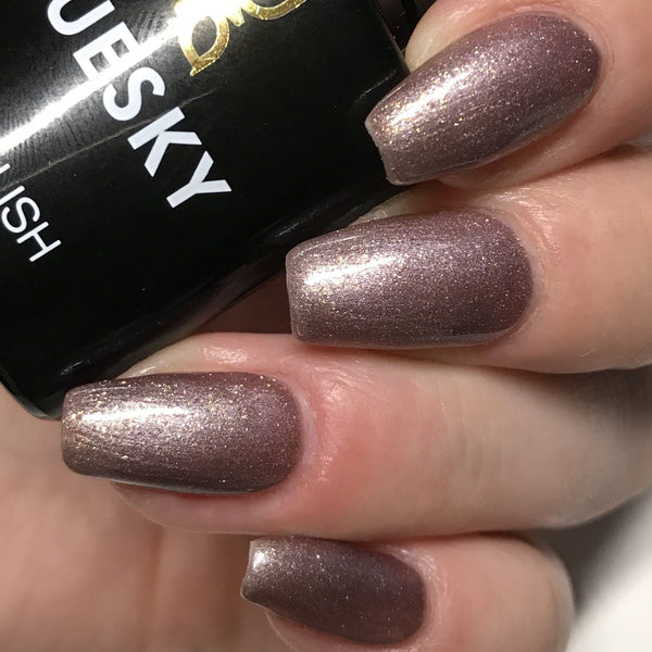 Bluesky A 08 MOCHA UV/LED Soak Off Gel Nail Polish 10ml Free Postage - Bluesky Nail Gel Polish