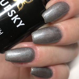 Bluesky A 32 TITANIUM UV/LED Soak Off Gel Nail Polish 10ml Free Postage - Bluesky Nail Gel Polish