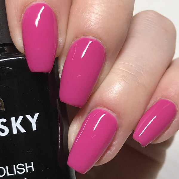 Bluesky A 35 BARBIE UV/LED Soak Off Gel Nail Polish 10ml Free Postage - Bluesky Nail Gel Polish