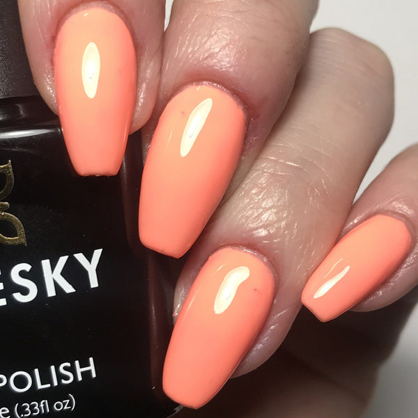 Bluesky Special Edition CALIFORNIA CORAL UV/LED Soak Off Gel Nail Polish 10ml - Bluesky Nail Gel Polish