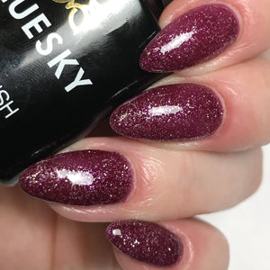 Bluesky CS 29 MULLED WINE UV/LED Soak Off Gel Nail Polish Free Postage 10ml - Bluesky Nail Gel Polish