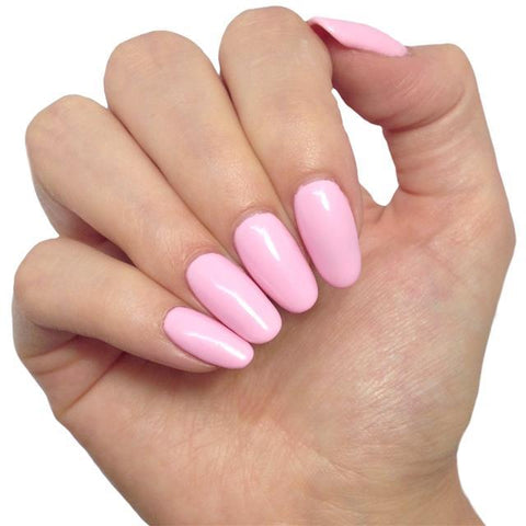 Bluesky COTTON CANDY Pastel Baby Pink UV/LED Soak Off Gel Nail Polish - BP21 - Bluesky Nail Gel Polish