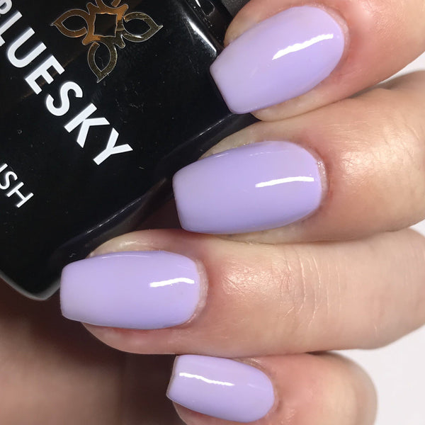 Bluesky Dence Range DC 101 PURPLE DREAM UV LED Soak Off Gel Nail Polish - Bluesky Nail Gel Polish