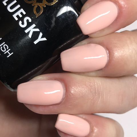 Bluesky Dence Range DC 103 NUDE PINK UV LED Soak Off Gel Nail Polish - Bluesky Nail Gel Polish