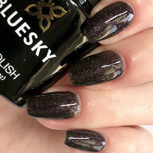 Bluesky Dence Range DC 22 UV/LED Soak Off Gel Manicure Nail Polish 10ml! - Bluesky Nail Gel Polish