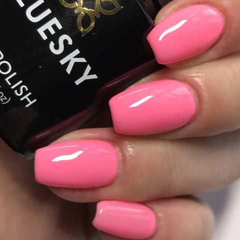 Bluesky Dence Range DC 36 LOVELY PINK UV LED Soak Off Gel Nail Polish 10ml - Bluesky Nail Gel Polish