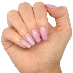 Bluesky Get NUDE Collection QXG 120 BARE FLESH UV/LED Soak Off Gel Nail Polish - Bluesky Nail Gel Polish