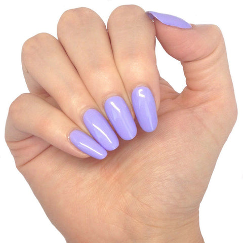 Bluesky PURPLE POSES KA 1462 UV/LED Soak Off Gel Nail Polish Summer Lilac Purple