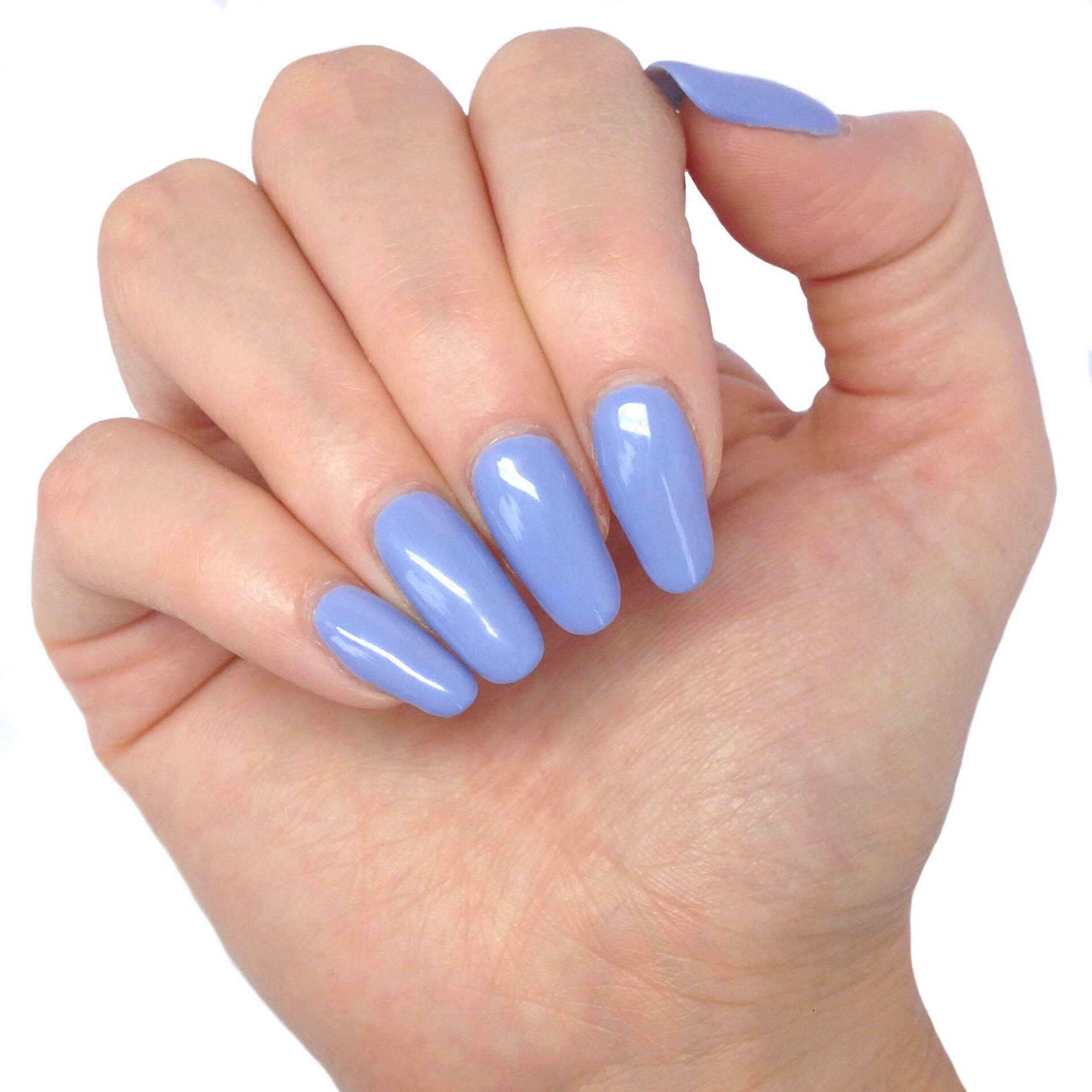 Bluesky SERENITY KA 1463 UV/LED Soak Off Gel Nail Polish Summer Light Blue - Bluesky Nail Gel Polish