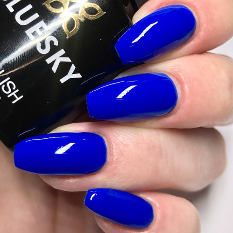 Bluesky NEON 32 UV/LED Soak Off Gel Nail Polish 10ml Free Postage - Bluesky Nail Gel Polish