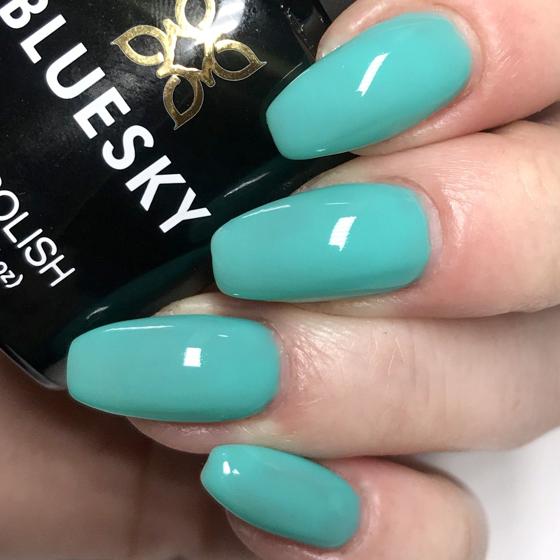 Bluesky PASTEL COLLECTION PA 06 UV/LED Soak Off Gel Nail Polish 10ml Free P&P - Bluesky Nail Gel Polish