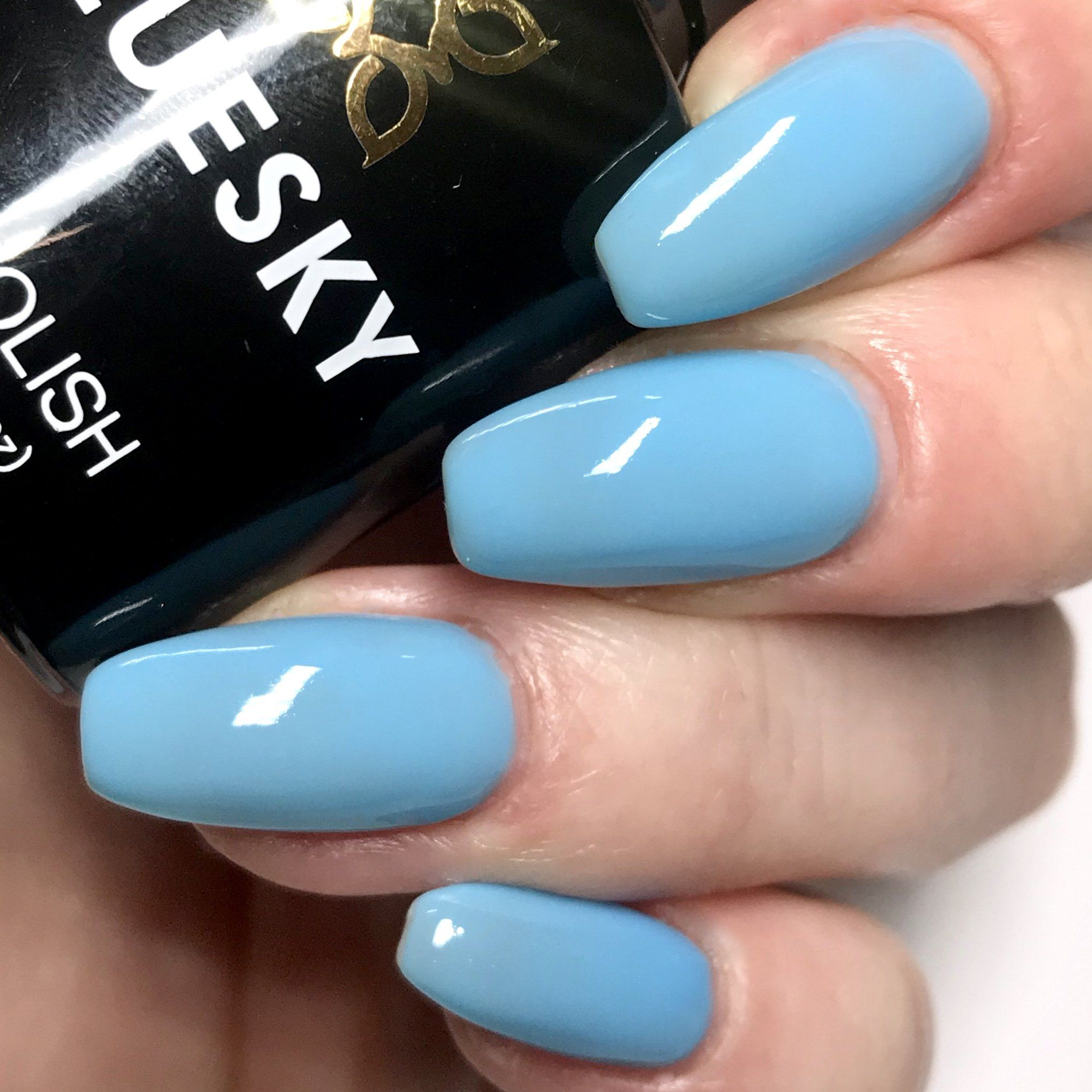Bluesky PASTEL COLLECTION PA 07 UV/LED Soak Off Gel Nail Polish 10ml Free P&P
