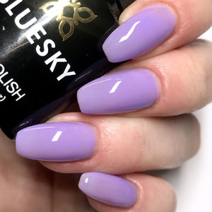 Bluesky PASTEL COLLECTION PA 08 UV/LED Soak Off Gel Nail Polish 10ml Free P&P