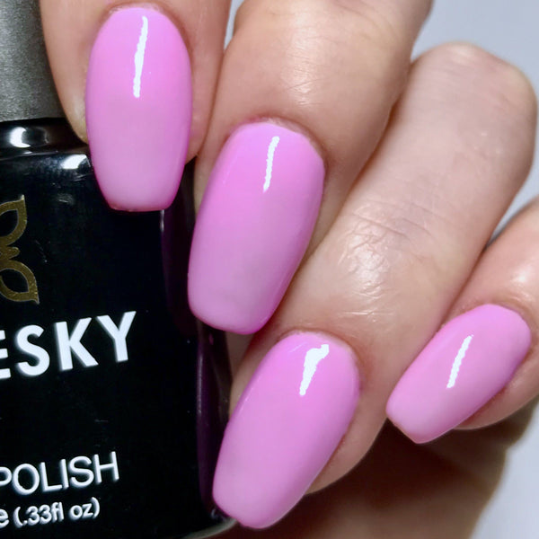 Bluesky PASTEL NEON PN 04 UV LED Soak Off Gel Nail Polish 10ml Baby Pink