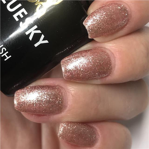 Bluesky Platinum Collection YOU'RE A GEM UV/LED Gel Nail Polish - PLATINUM 20 - Bluesky Nail Gel Polish