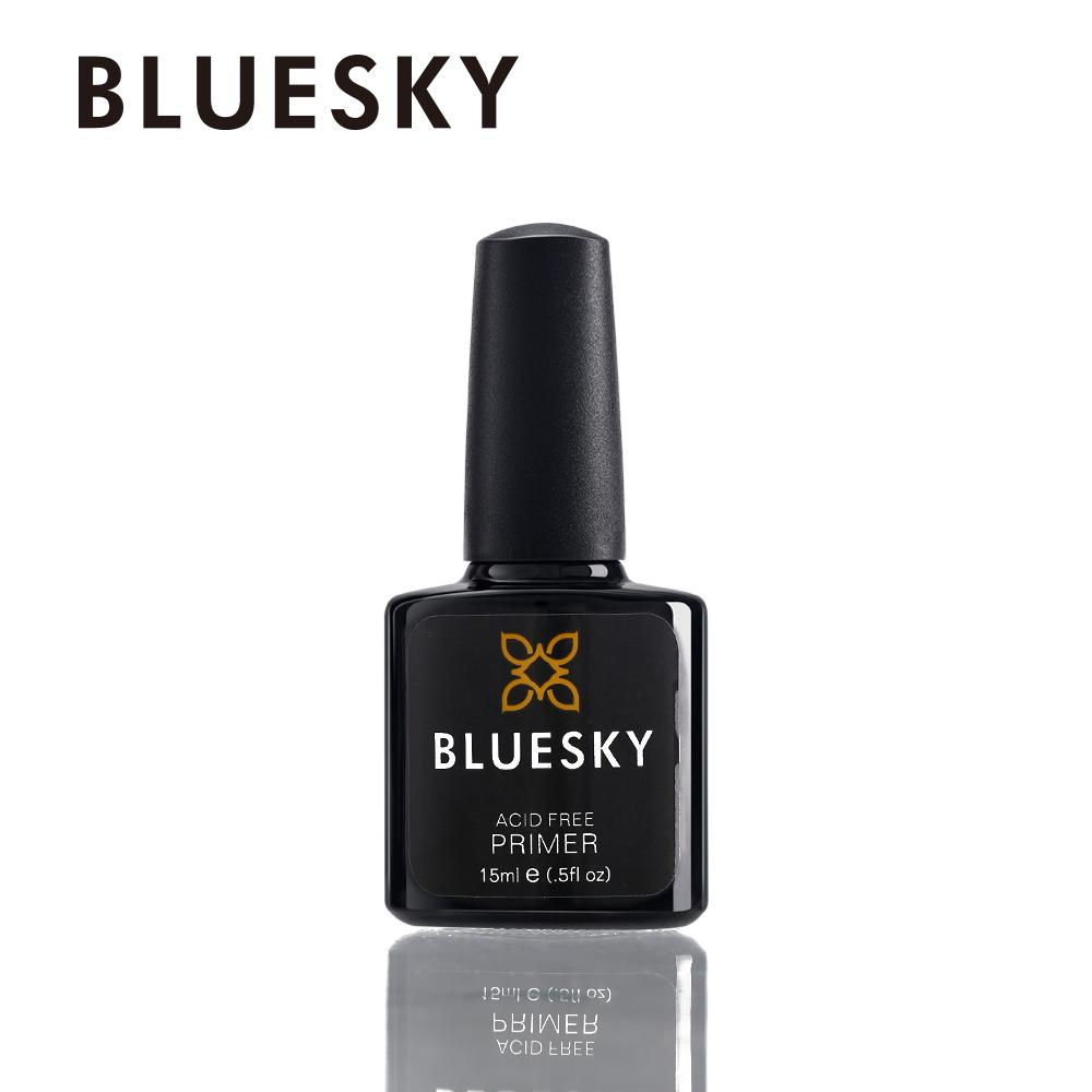 Bluesky Acid Free Nail LARGE PRIMER Bonder 15ml Bottle - Bluesky Nail Gel Polish