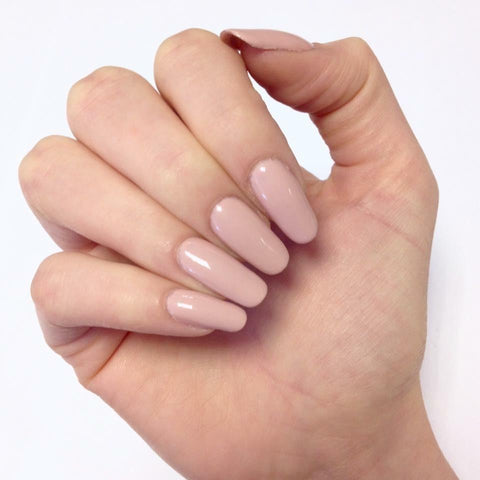 Bluesky QXG 312 BLINDFOLD UV/LED Soak Off Gel Nail Polish - Pink Naked Nude