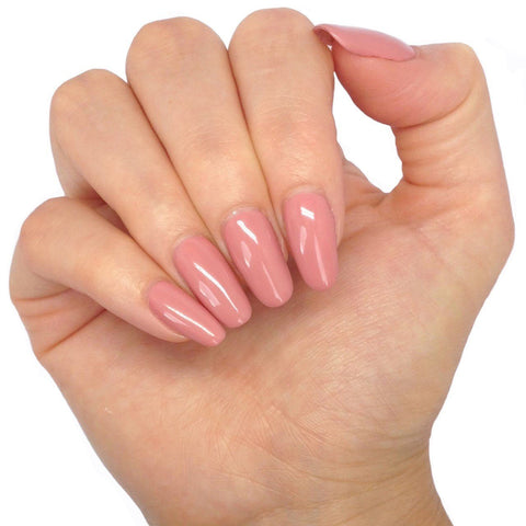 Bluesky Get NUDE Collection QXG 80 TEASE UV/LED Soak Off Gel Nail Polish - Bluesky Nail Gel Polish