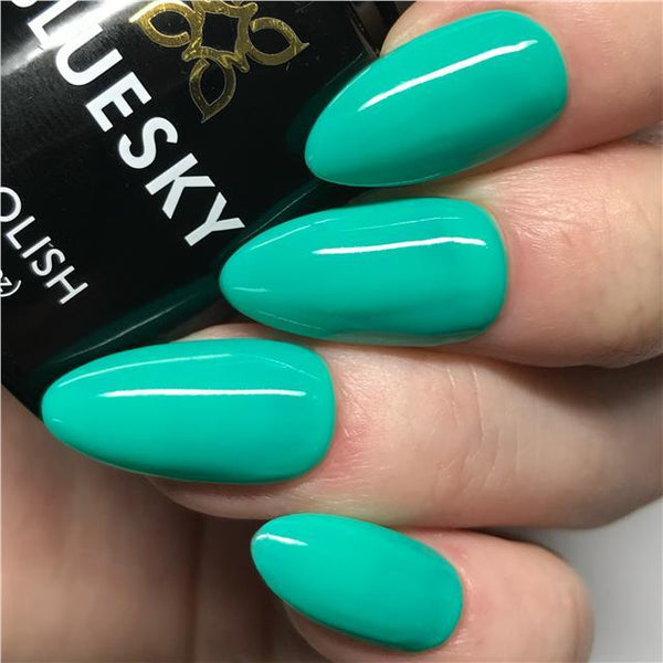Bluesky Gel Polish Spring Collection 2021 -  Dance Your Way UV LED Nail 10ml