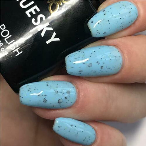 Bluesky Smoothie Bar Collection BLUEBERRY BURST UV/LED Gel Nail Polish - SUM1922 - Bluesky Nail Gel Polish