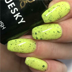 Bluesky Smoothie Bar Collection TROPICAL TWIST UV/LED Gel Nail Polish - SUM1923 - Bluesky Nail Gel Polish