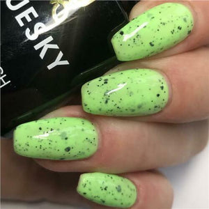 Bluesky Smoothie Bar Collection MINT MANIA UV/LED Gel Nail Polish - SUM1921 - Bluesky Nail Gel Polish