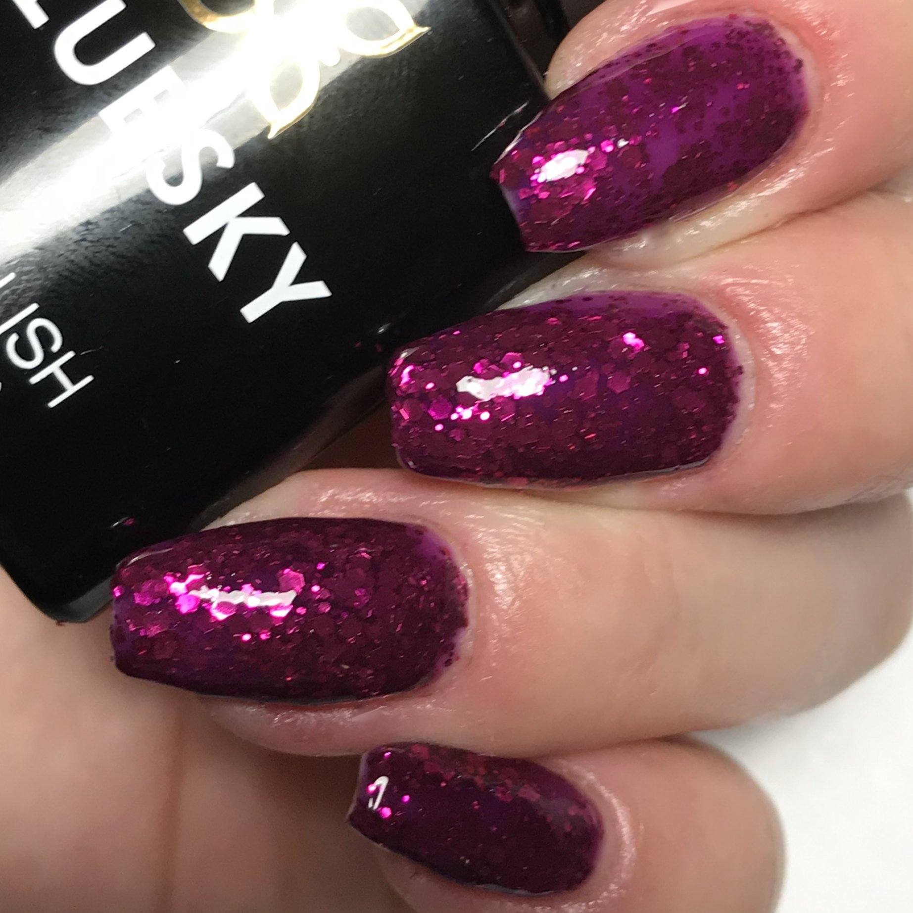 Bluesky Special Edition SECRET SANTA UV/LED Soak Off Gel Nail Polish! - Bluesky Nail Gel Polish