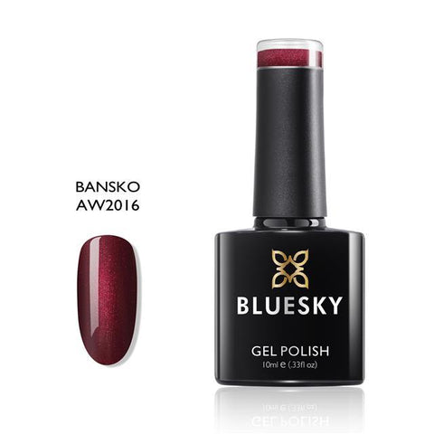Bluesky Lady Snow AW20 Collection UV/LED Gel Polish 10ml - AW2016 Bansko
