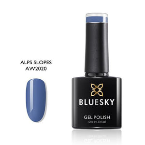 Bluesky Lady Snow AW20 Collection UV/LED Gel Polish 10ml - AW2020 Alps Slopes