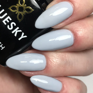 Bluesky Spring Breeze Collection SS2006 LINEN DRESS UV/LED Gel Polish 10ml - Bluesky Nail Gel Polish