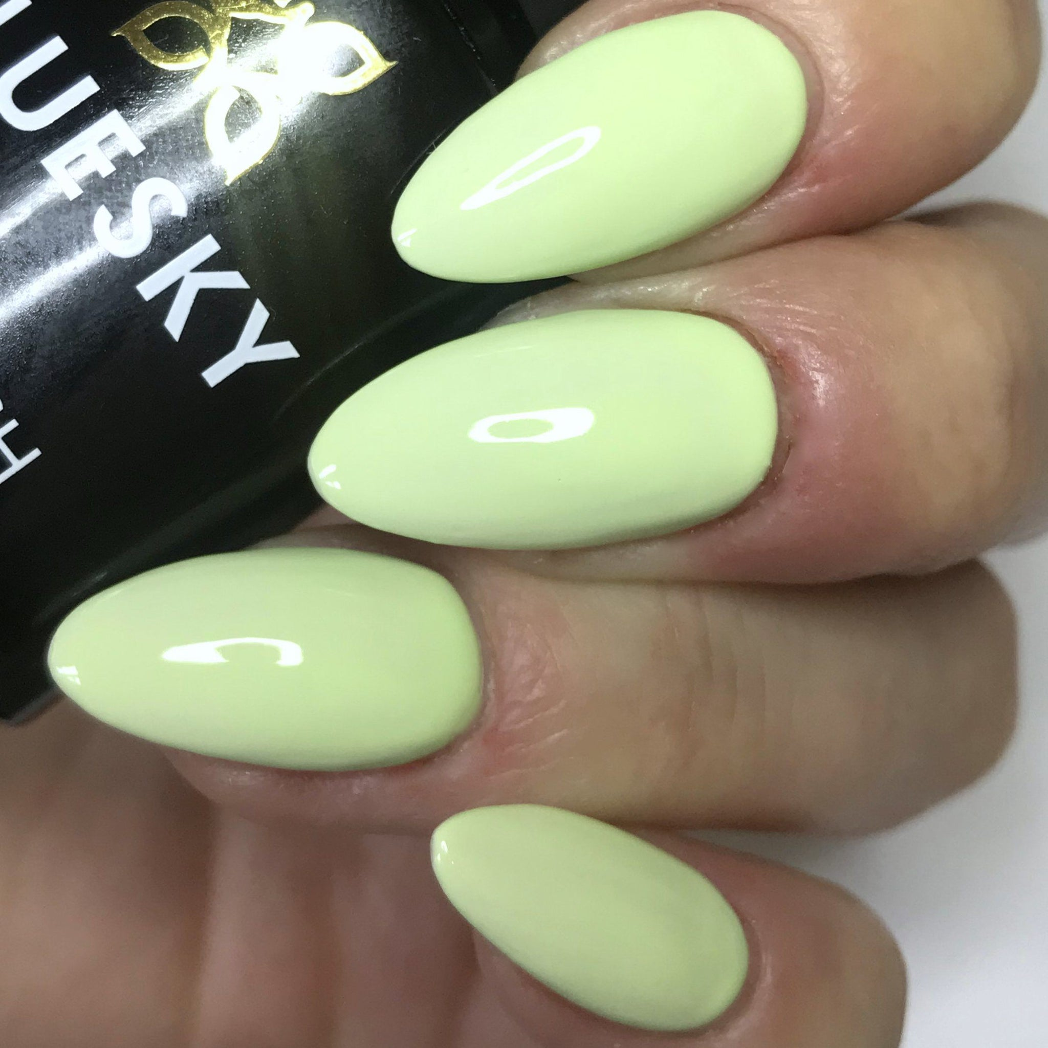 Bluesky Summer 2020 Collection SS2013 PEANUT ICE CREAM UV/LED Gel Polish 10ml