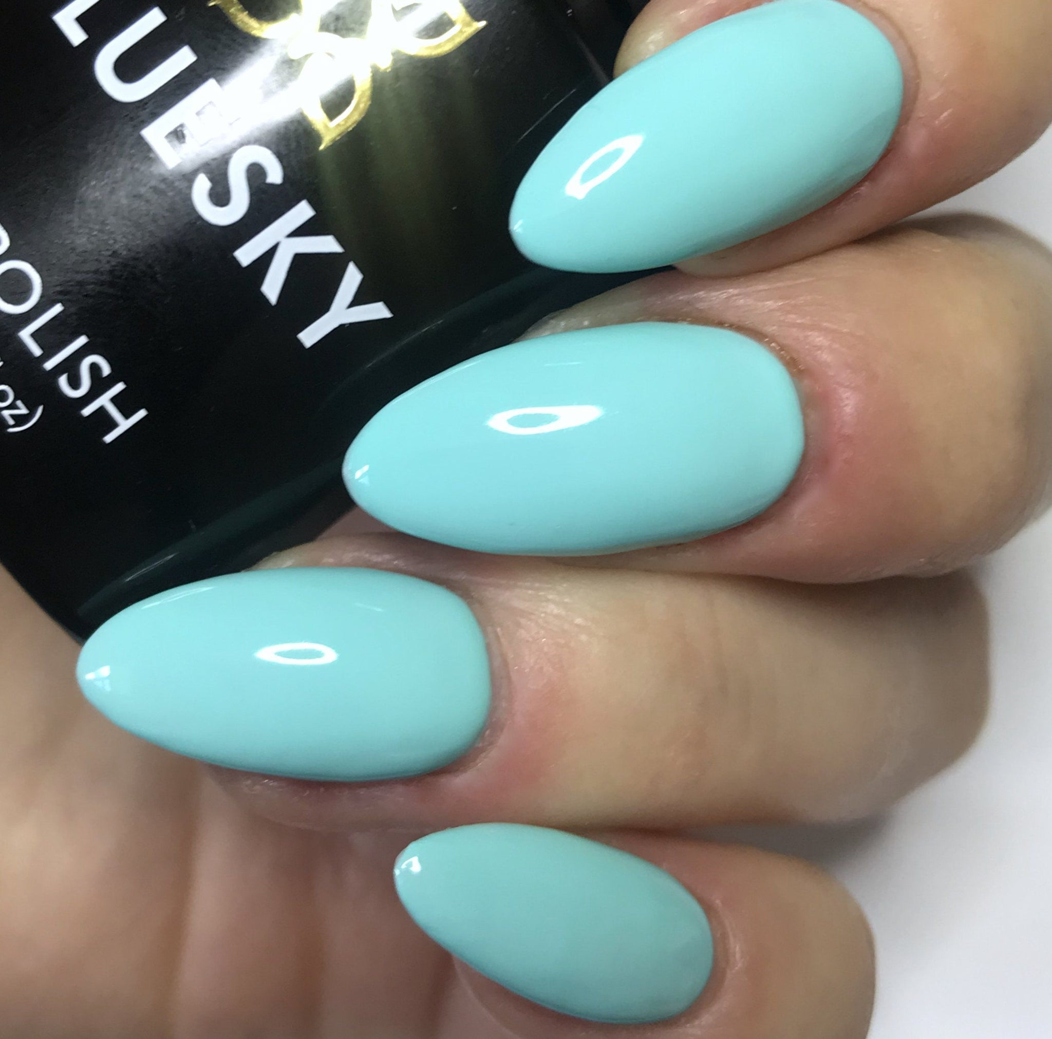 Bluesky Summer 2020 Collection SS2016 WATER GAMES UV/LED Gel Polish 10ml
