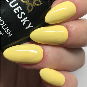 Bluesky Gel Polish SS2103 Virtuoso Air -  Spring 2021 Collection UV LED Nail